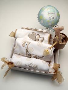 Canastillas Personalizadas bebé Aitor