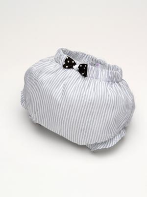 Culotte con lazo lunares