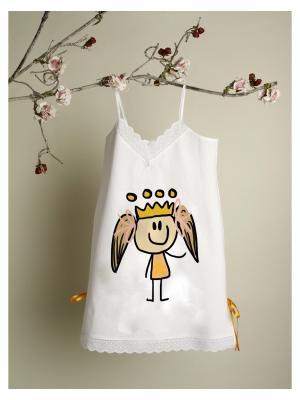 Camisón Infantil Personalizado Niña corona