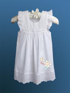 Camisón Princesa con bebé & flor