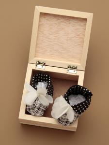 """Zapatos """"Paseando Juntos"""" lenceria maternal"""